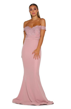 Portia and Scarlett Sienna Gown