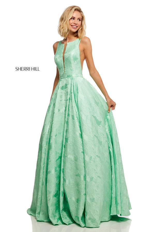 Sherri Hill 51703 Green