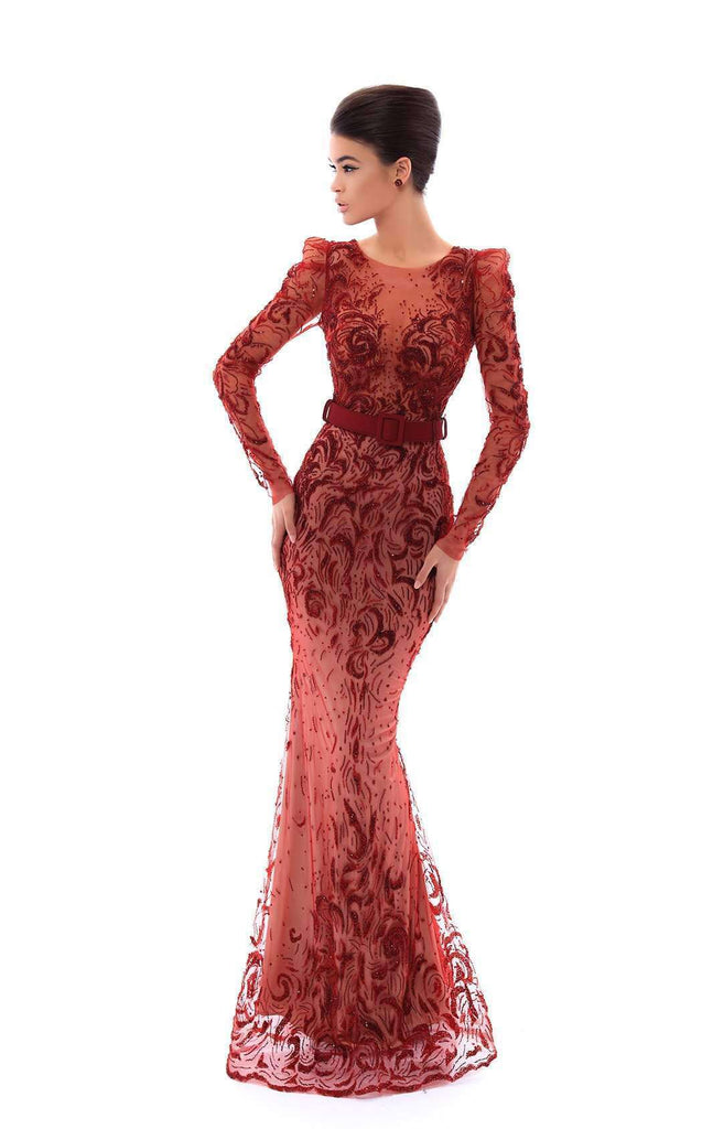 Tarik Ediz Dresses Collection are synonymous with opulence and ...
