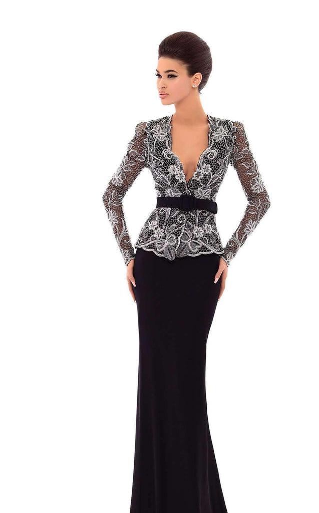 Tarik Ediz Dresses Collection are synonymous with opulence and allure