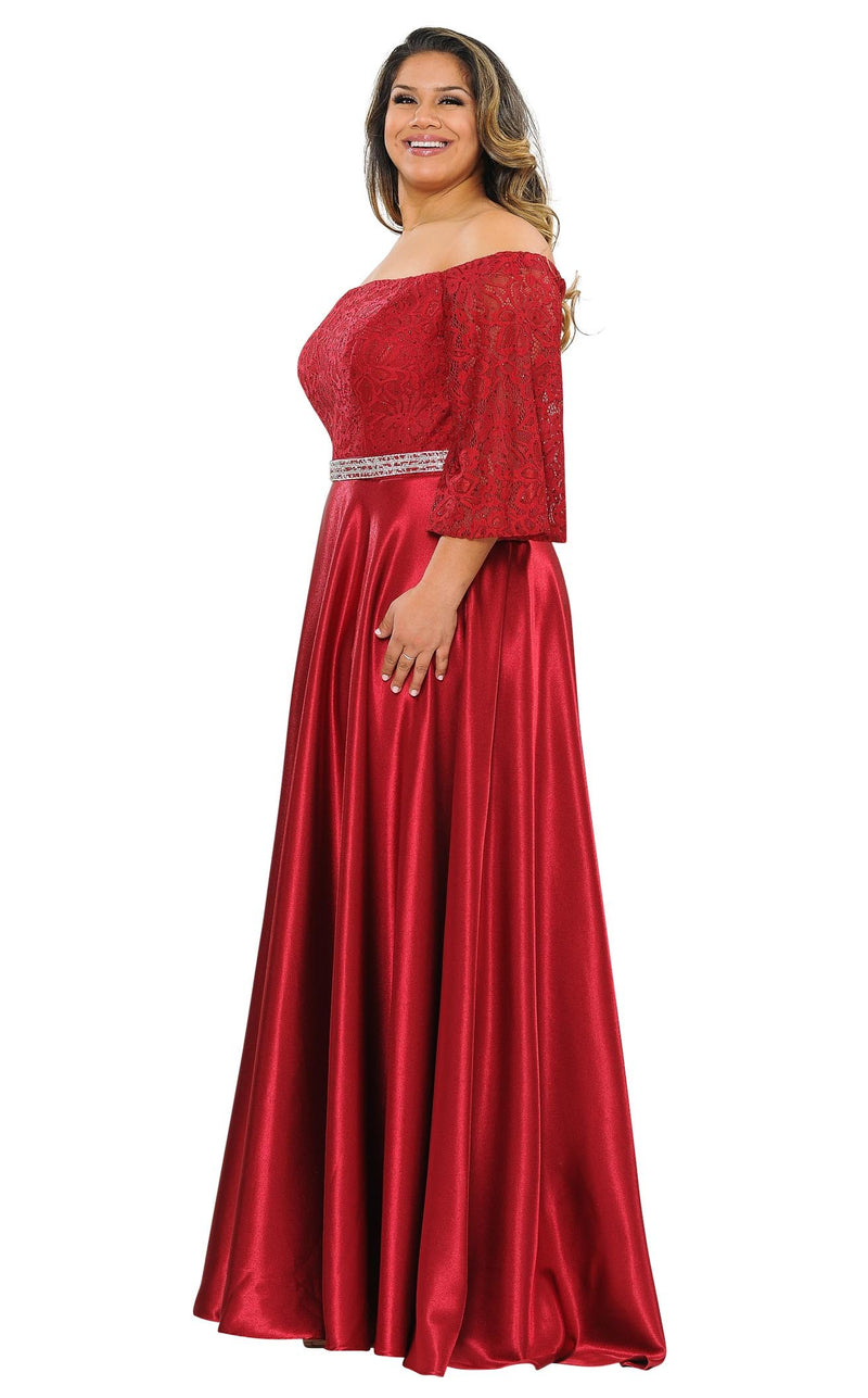 Lindas W1008 Dress Red