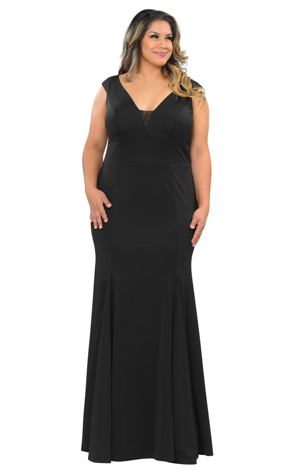 Lindas W1022 Dress Black