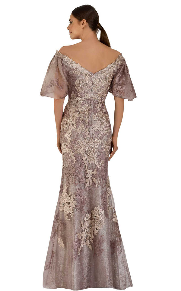 Janique W2409 Dress Champagne