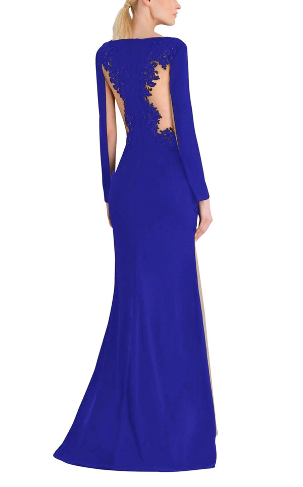 Janique W2413 Dress Royal