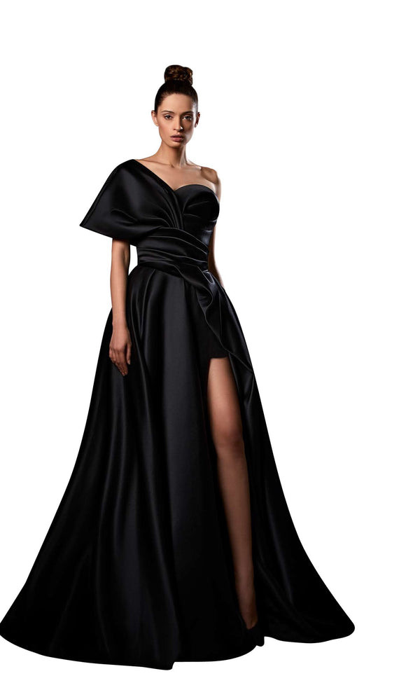Ziad Germanos ZG67 Dress Black