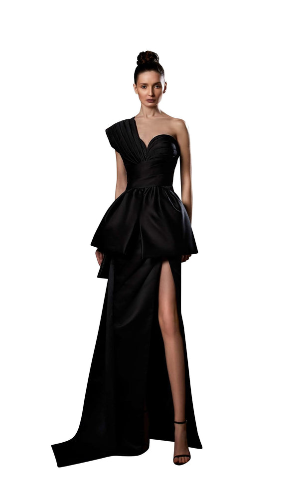 Ziad Germanos ZG68 Dress Black