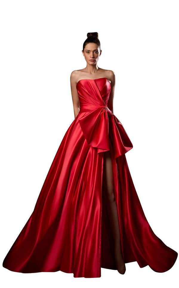 Ziad Germanos ZG7 Dress Red
