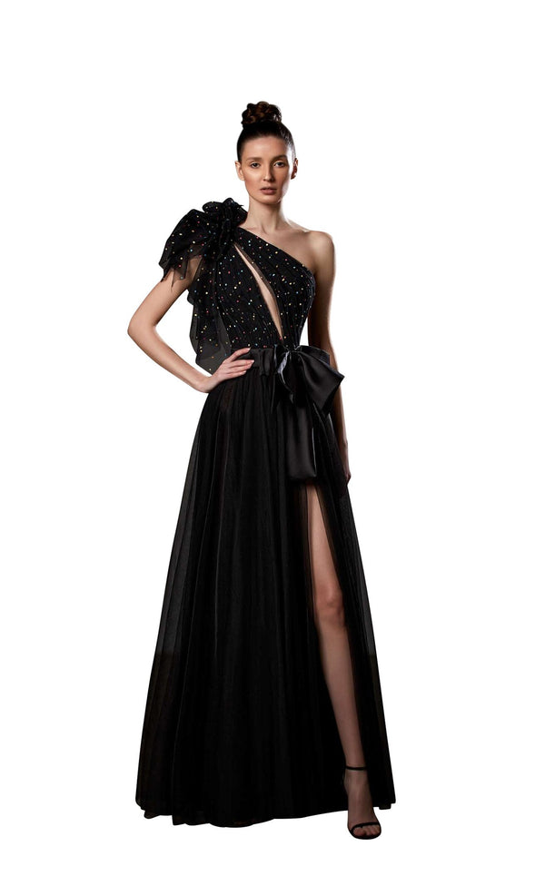 Ziad Germanos ZG74 Dress Black