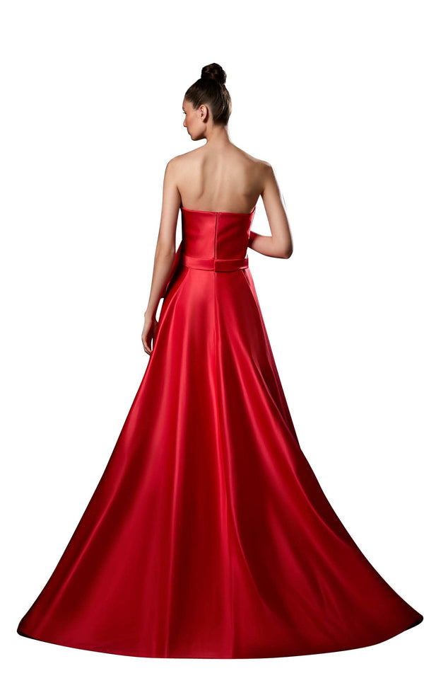 Ziad Germanos ZG8 Dress Red