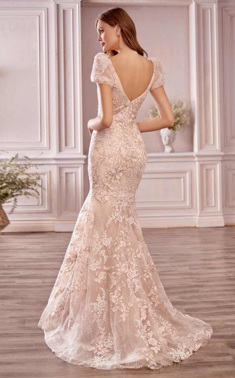 Andrea and Leo A1025 Dress Blush