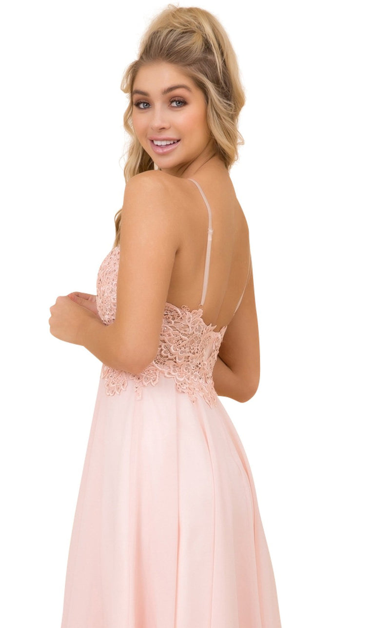 Nox Anabel A660 Dress Blush