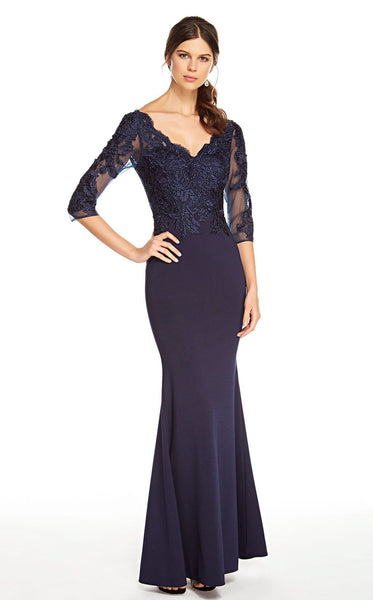 Alyce 27333 Dress Navy