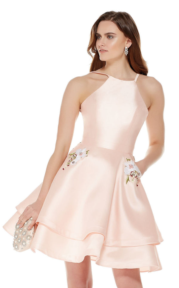 Alyce 3772 Dress French Pink