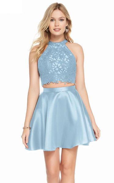 Alyce 3823 Dress Powder Blue