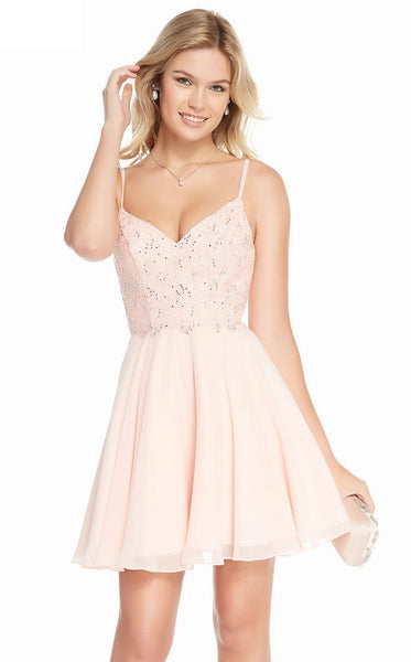 Alyce 3831 Dress Blush
