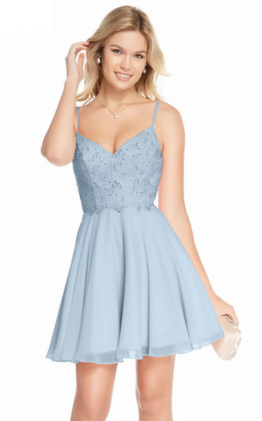 Alyce 3831 Dress French Blue