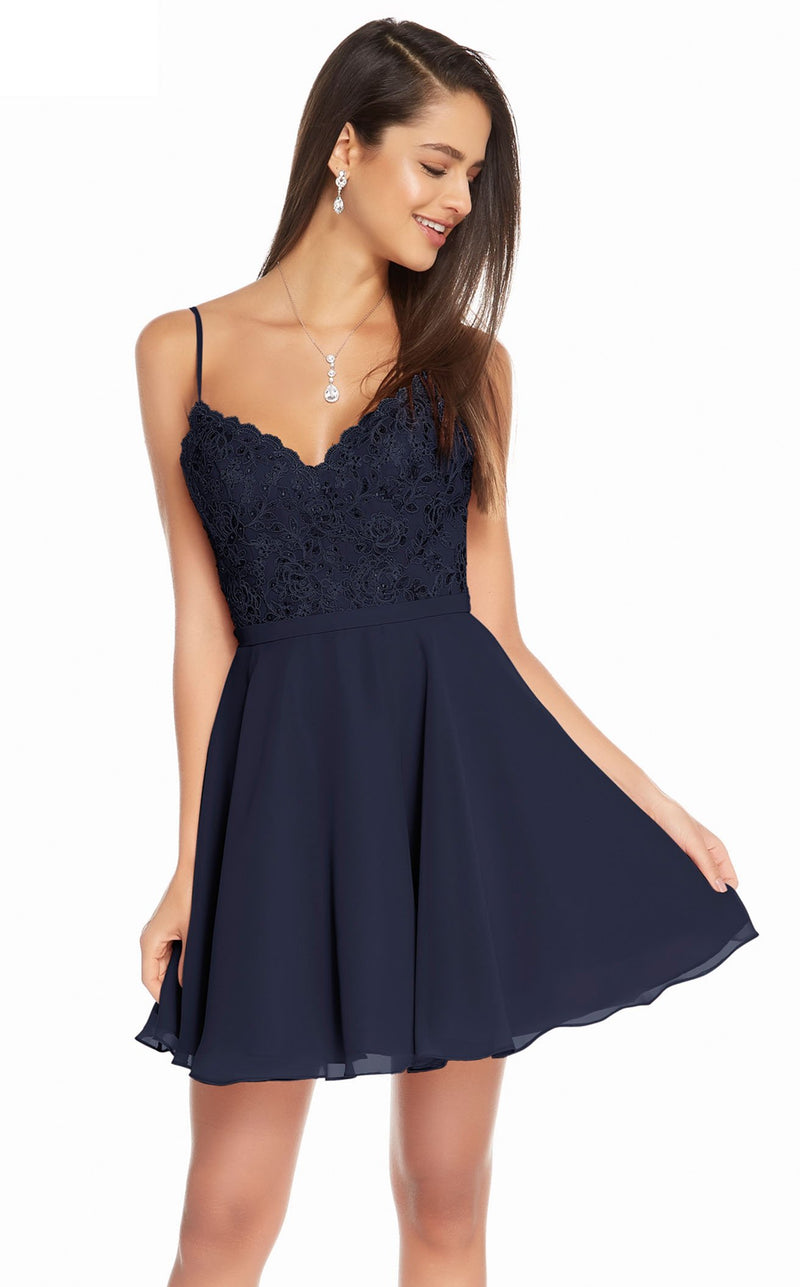 Alyce 3833 Dress Midnight