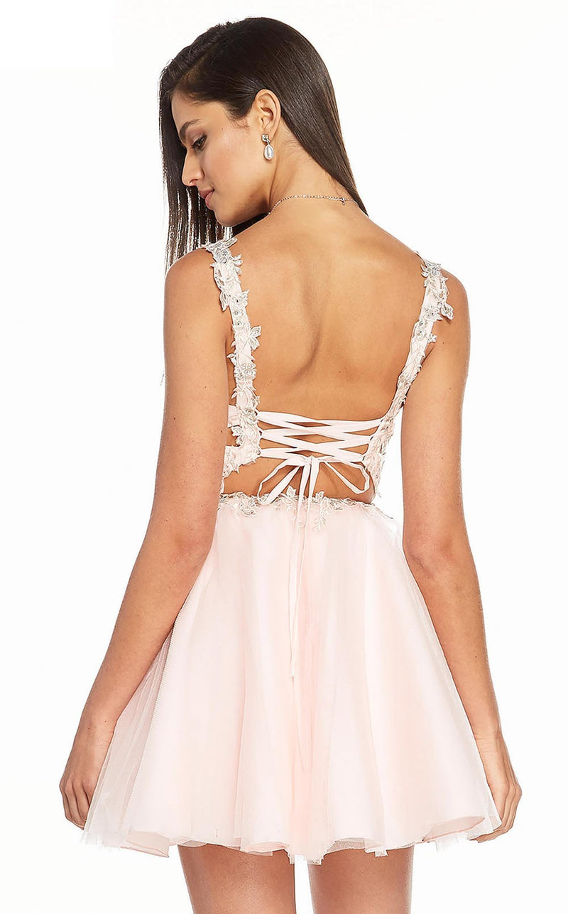 Alyce 3864 Dress Blush