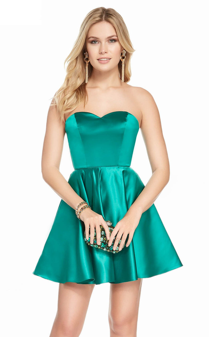 Alyce 3871 Dress Emerald