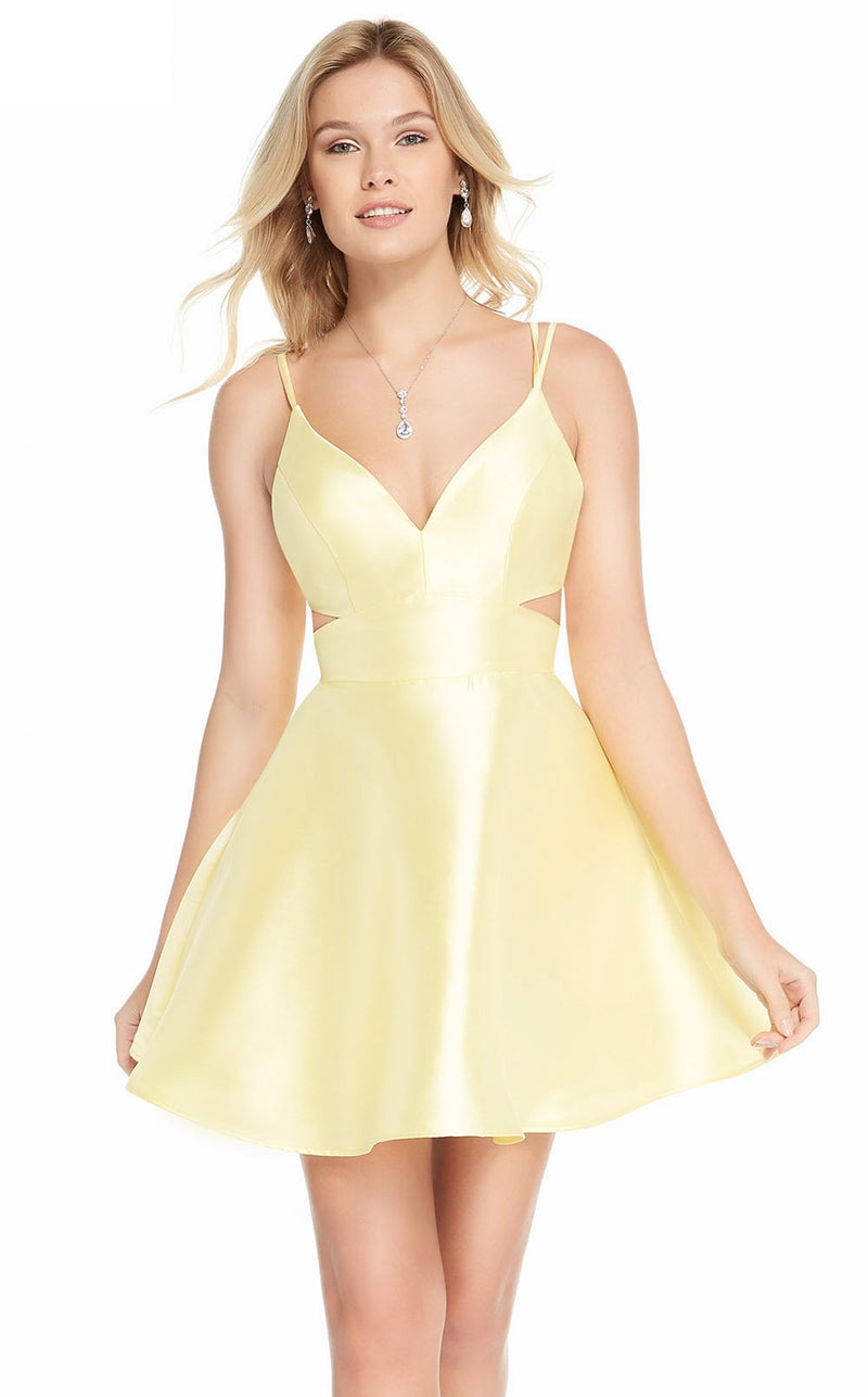 Alyce 3879 Dress Sunshine