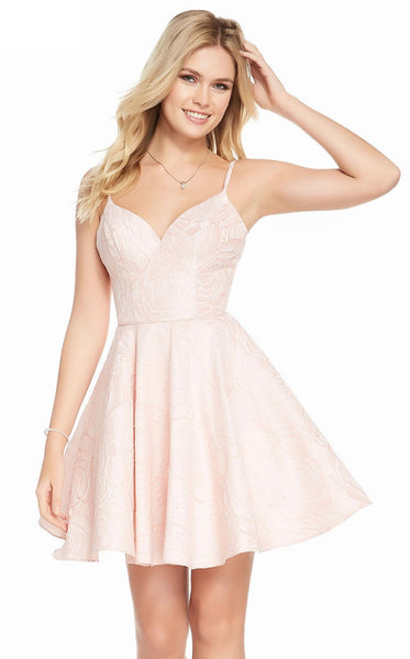 Alyce 3892 Dress Light Pink