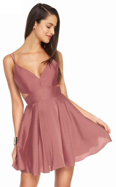 Alyce 4117 Dress Antique Rose
