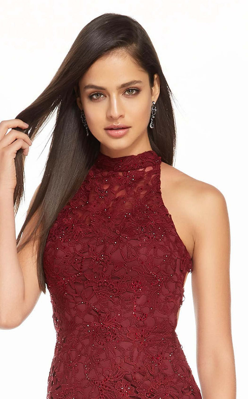 Alyce 4139 Dress Burgundy