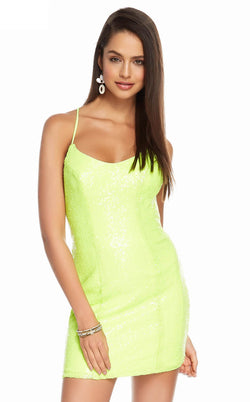 Alyce 4202 Dress Citronelle