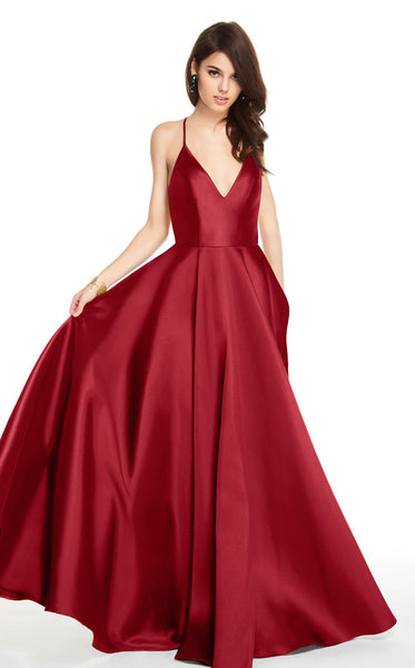 Alyce 60593 Dress Burgundy