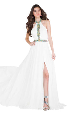 Alyce 6675 Diamond-White