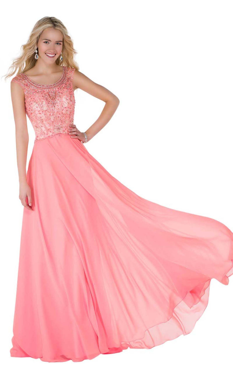 Alyce 6679 Pink-Coral