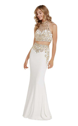 Alyce 6695 Diamond-White-Gold