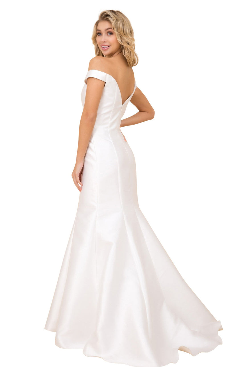 Nox Anabel C004 Dress White