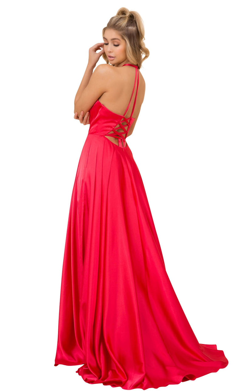 Nox Anabel C209 Dress Red
