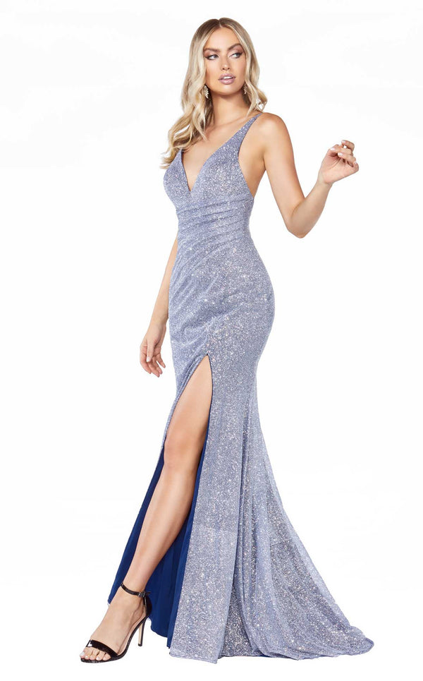 Cinderella Divine C29 Dress Opal-Blue