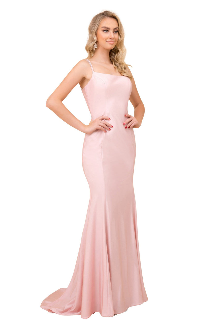 Nox Anabel C301 Dress Blush