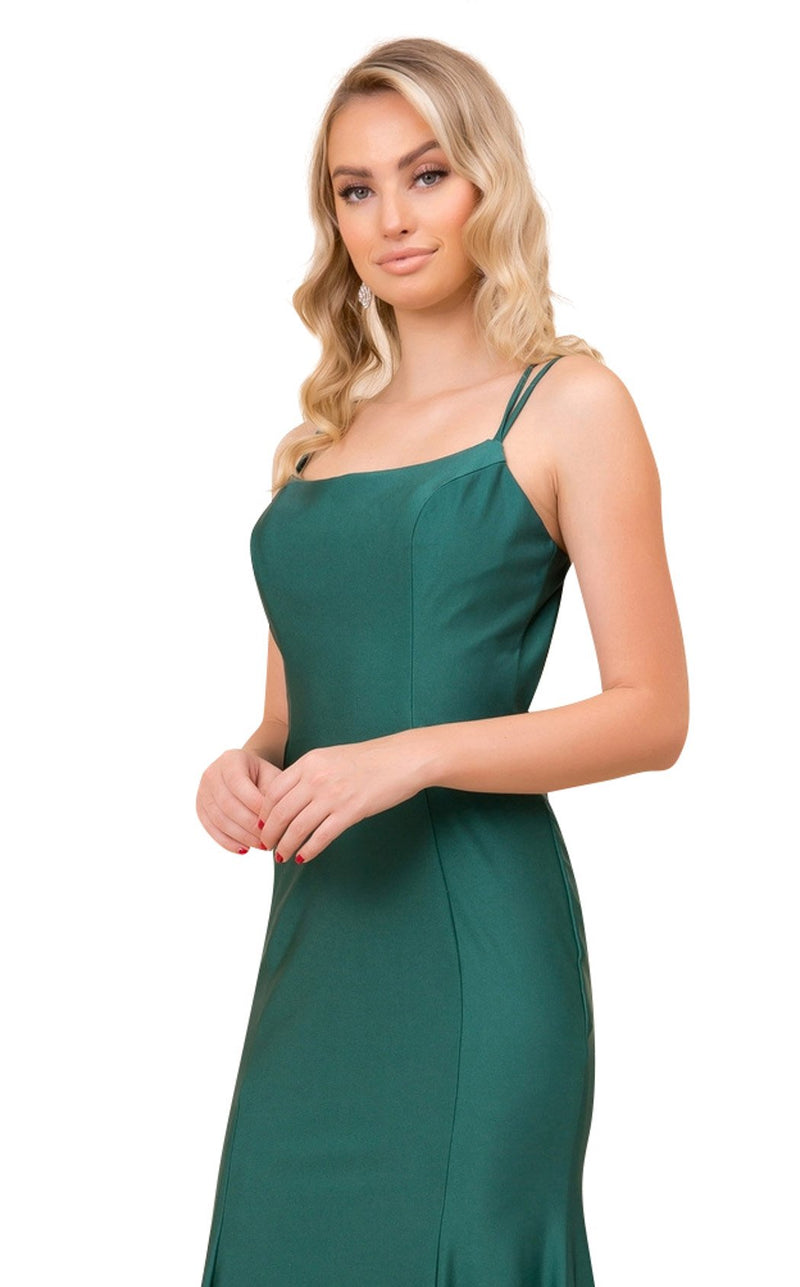 Nox Anabel C301 Dress Hunter-Green