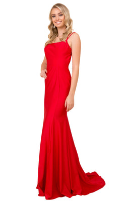 Nox Anabel C301 Dress Red