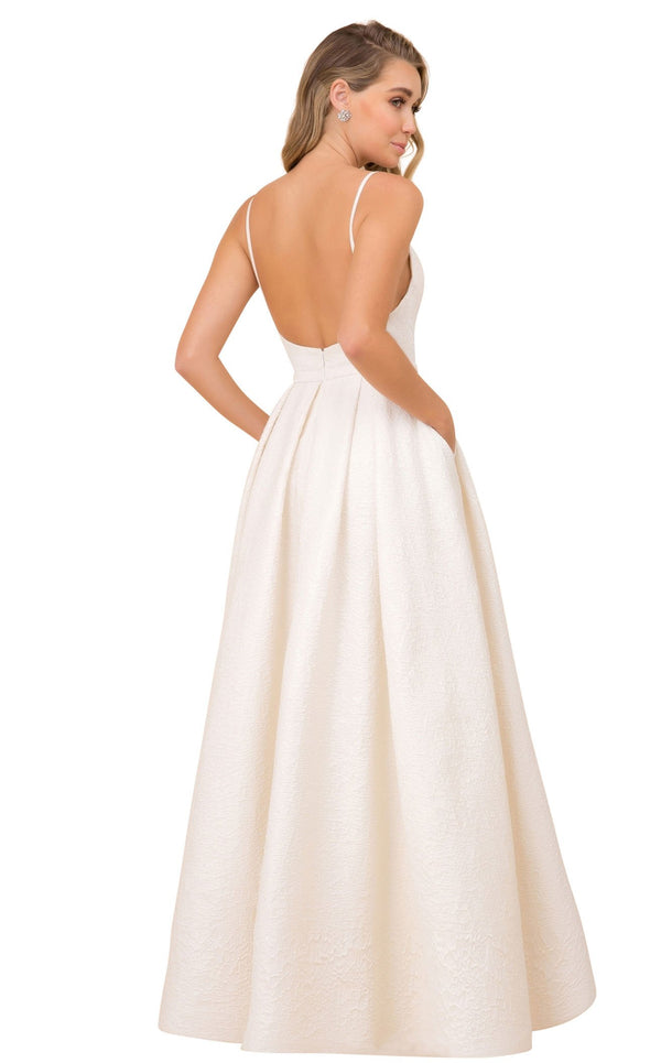 Nox Anabel C303 Dress Cream