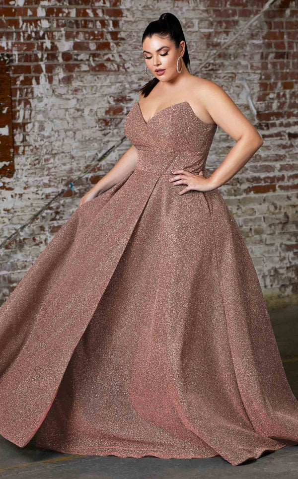 Cinderella Divine CB045 Dress Rose-Gold