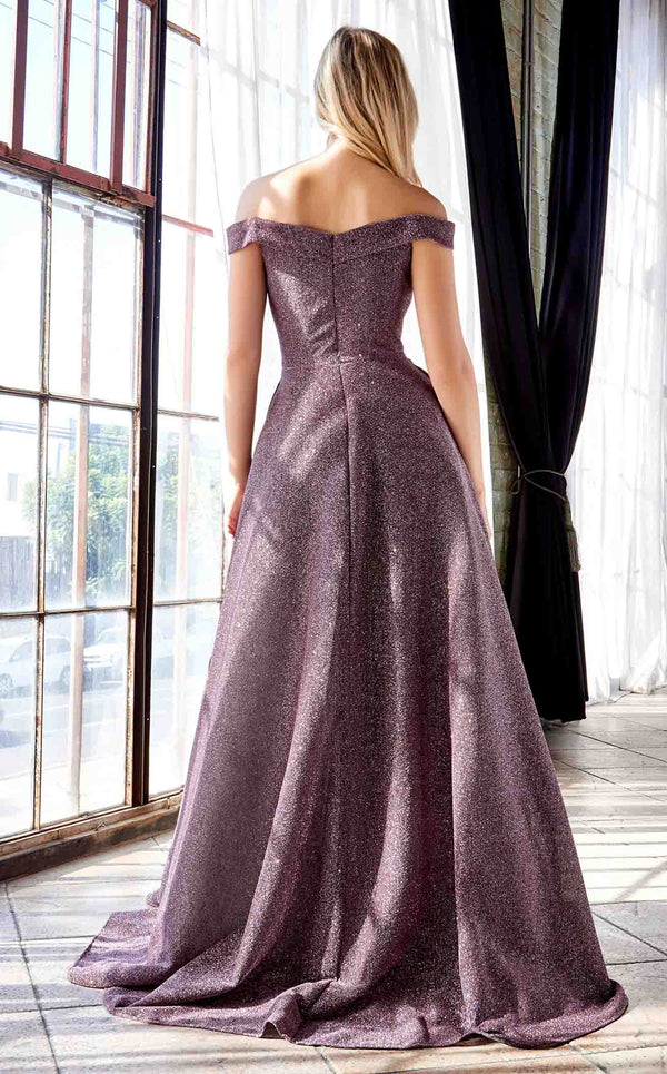 Cinderella Divine CB056 Dress Deep-Mauve