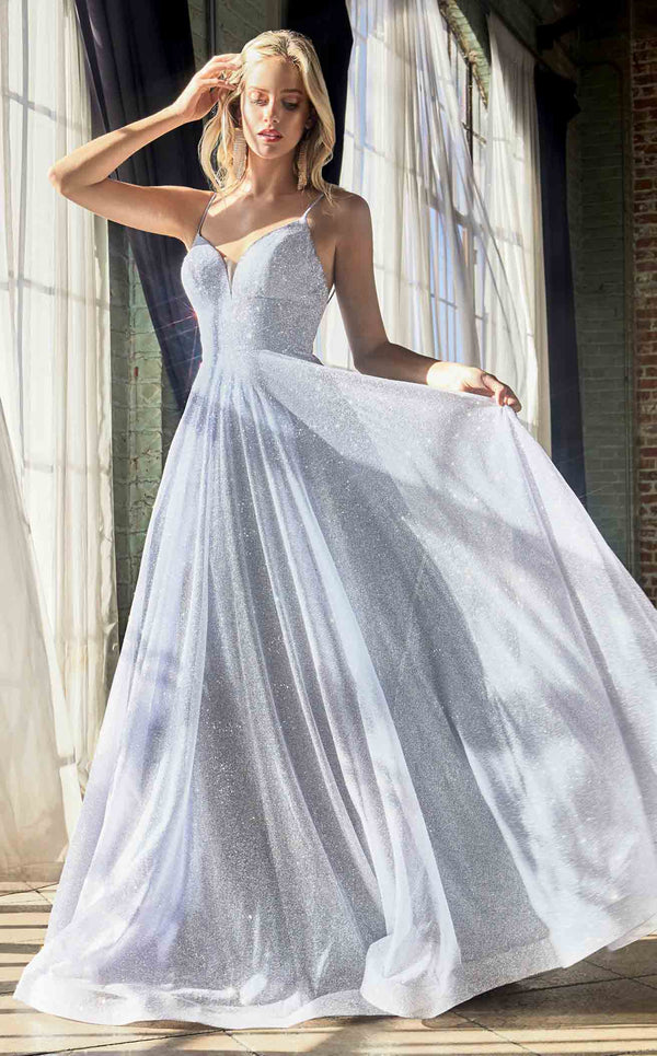Cinderella Divine CD205 Dress Blue