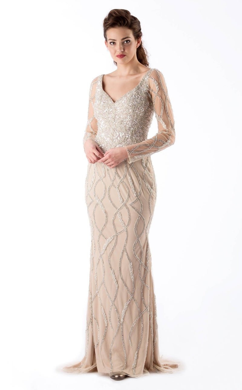 Chic and Holland HF1179 Champagne