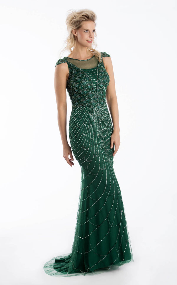 Chic and Holland HF1224 Emerald