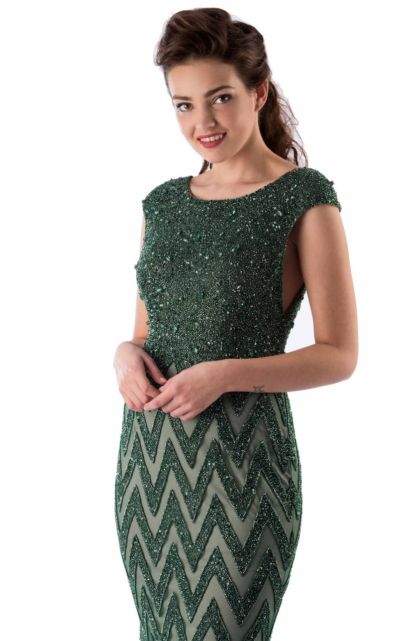 Chic and Holland HF1289 Green