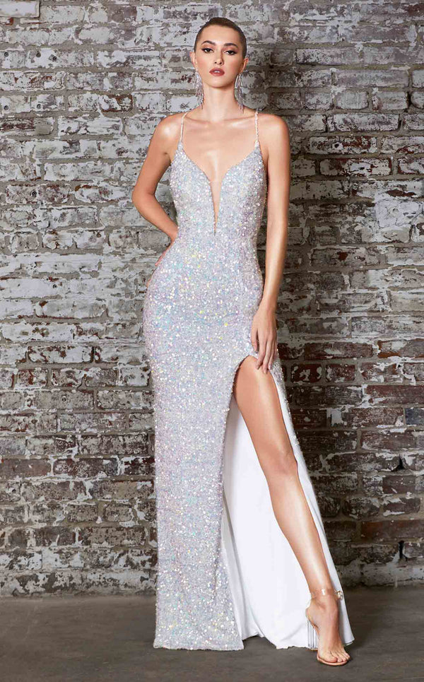 Cinderella Divine CR848 Dress Opal