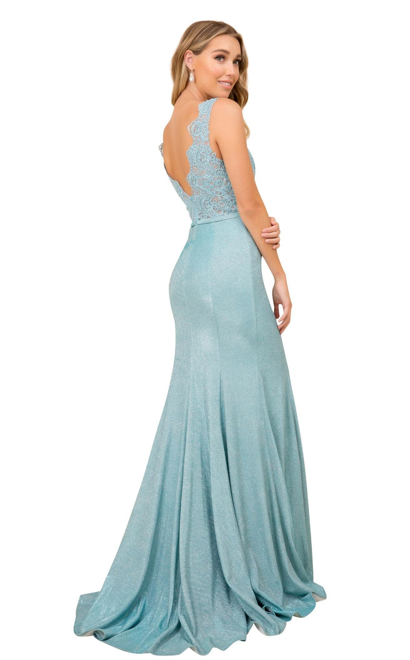 Nox Anabel E373 Dress Turquoise