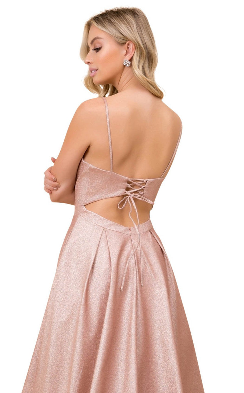 Nox Anabel E379 Dress Rose-Gold