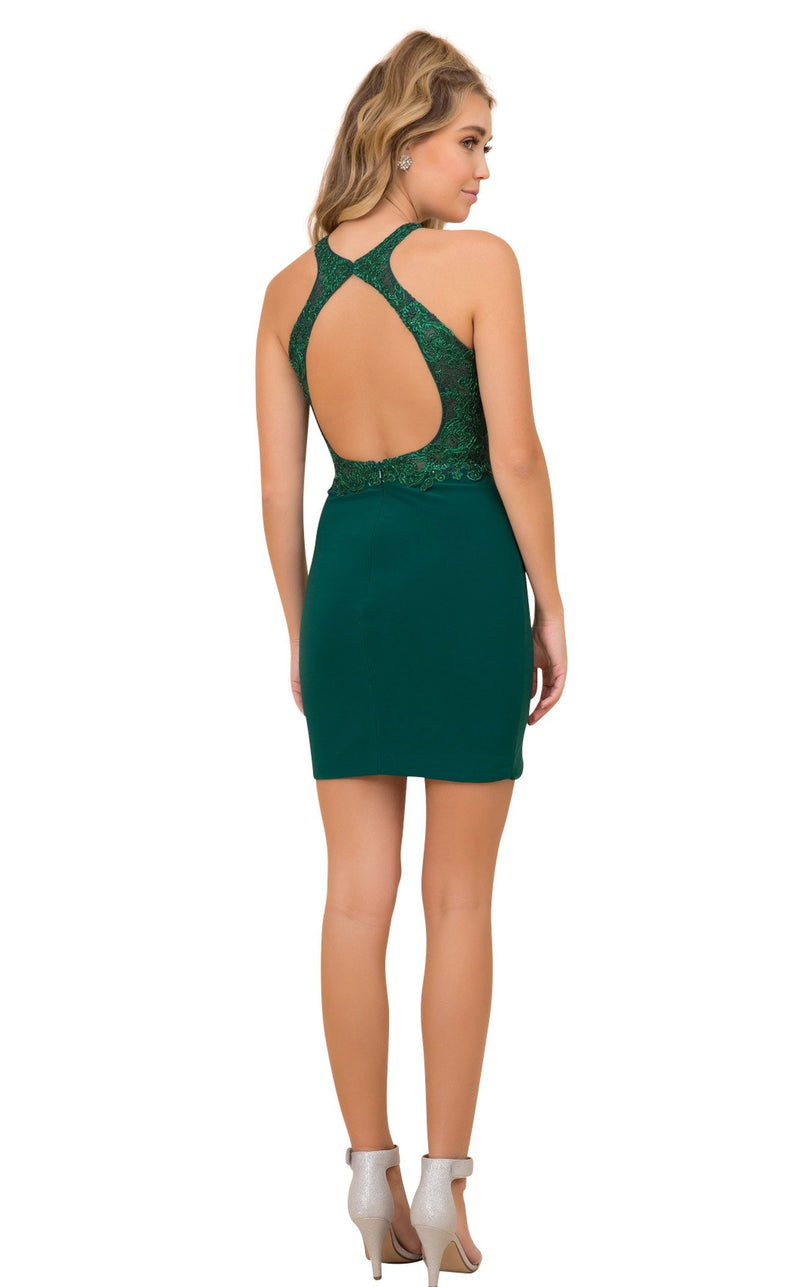 Nox Anabel E697 Dress Green