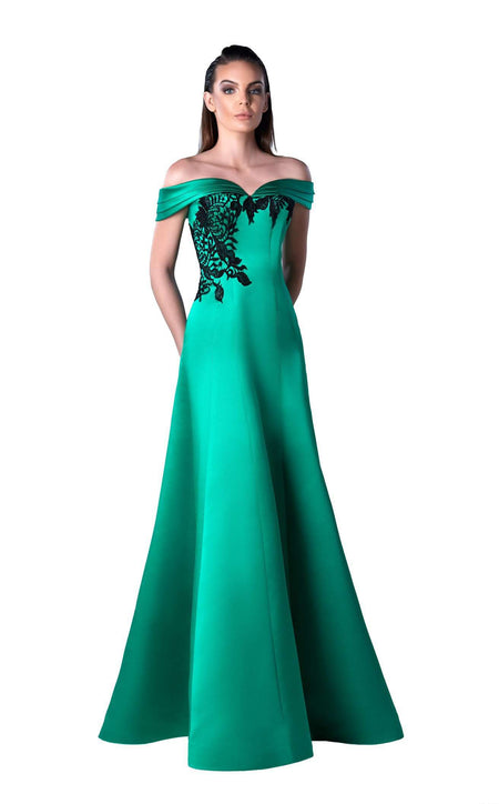 Edward Arsouni Couture 0323 Dress